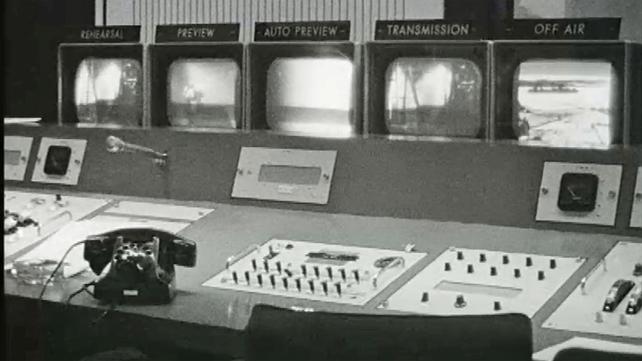 RTÉ Television Studio (1962)