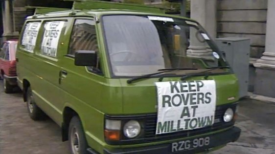 Keep Rovers At Milltown (KRAM)