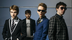 Cavan rockers The Strypes are bringing the noise to RTÉ's Culture Night event in Dublin Castle