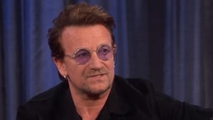 "Bono referred to himself as a ""short-arsed rock star"""