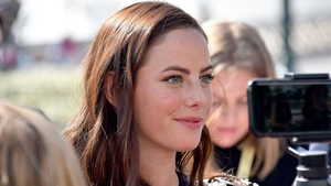 The new Pirates of the Caribbean star Brazilian-British actress, Kaya Scodelario