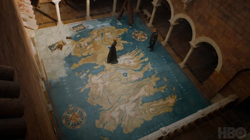 Game of Thrones epic sets to open as tourist attractions