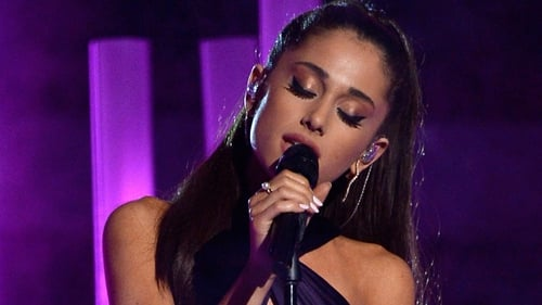 Grande - Had been scheduled to perform at London's O2 Arena on Thursday