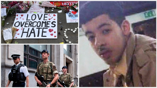 Man arrested at Sussex raid connected to Manchester bombing