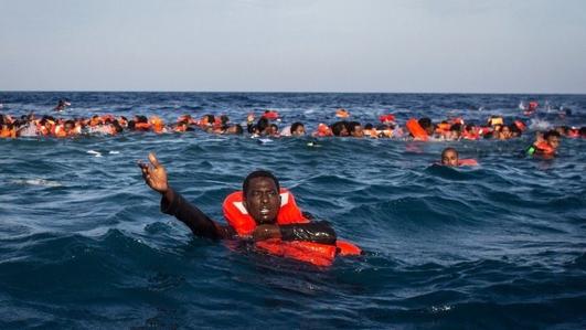 Over 30 migrants drown off coast of Libya