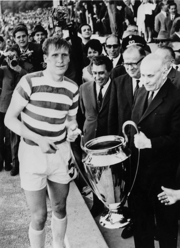 Celtic Chairman Compares Current Side To Lions