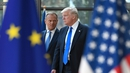 Donald Trump will hold talks with the heads of EU institutions