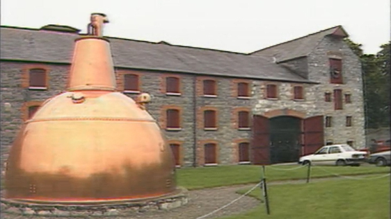 The Story Of Irish Whiskey