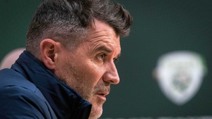 Roy Keane was speaking to the media in Cork this morning