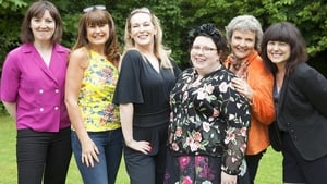 Irish funnywomen unite! (L-R) Eleanor Tiernan, Fiona Looney, Katherine Lynch, Alison Spittle, Rose Henderson and Tara Flynn join the line-up for this year's Comedy Showhouse.
