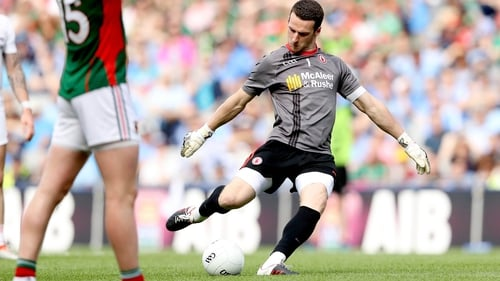 Morgan is back in goals for Tyrone's Championship opener