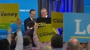 Leo Varadkar and Simon Coveney set out their stalls in  the first of four consecutive nights of hustings