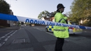Eight men are in custody in connection with Monday's attack