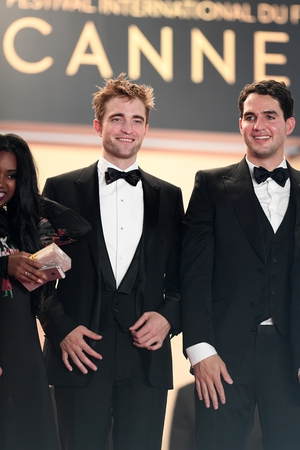 Day Nine - Thursday May 25: Robert Pattinson doesn't need much to be handsome. He looked great in a classic tuxedo.