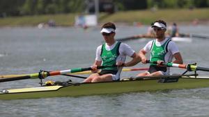 Mark O'Donovan and Gary O'Driscoll