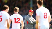 Mickey Harte has led Tyrone to three All-Ireland titles