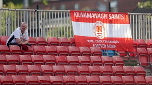 It's an unfamiliar position for St Pat's fans