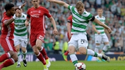 Stuart Armstrong helped Celtic recover from going a goal down