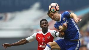 Gary Cahill is the Maurizio Sarri's Chelsea captain