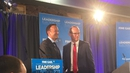 Leo Varadkar and Simon Coveney are on the campaign trail in Galway