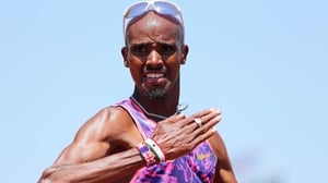 Mo Farah believed he was being racially harassed