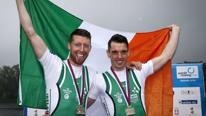 Mark O'Donovan and Shane O'Driscoll