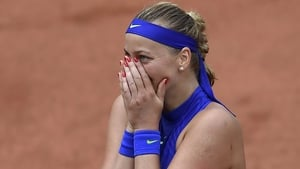 Petra Kvitova produced a remarkable performance