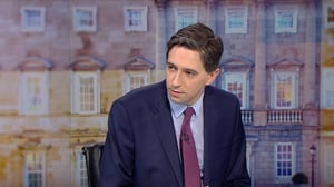 Simon Harris said that the Government cannot express confidence in the ODCE