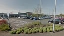 The incident occurred at about 3pm at the Sainsbury's superstore outlet in Bangor, Co Down (Pic: Google Maps)