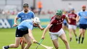 Galway and Dublin meet for the right to face Offaly in the Leinster hurling semi-final