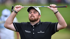 It was a frustrating end to the tournament for Shane Lowry