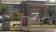 Man dies after shooting at supermarket car park
