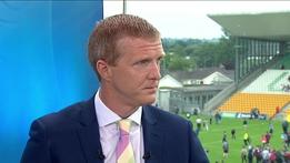 "Shefflin - ""Dublin really struggled"" | The Sunday Game"