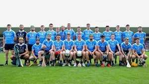 The Dublin side that faced Galway in Tullamore