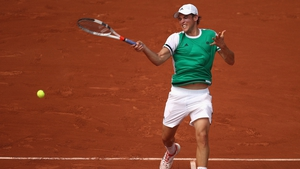 Dominic Thiem made light work of his first-round match