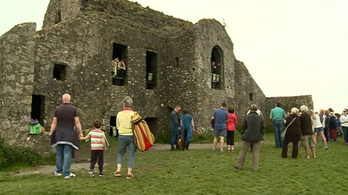 South Dublin County Council wants to build a visitor centre with bigger car parks