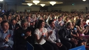 More than 1,000 people attended the event in Cork this evening