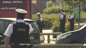 The incident occurred at about 3pm at the Sainsbury's superstore outlet in Bangor, Co Down