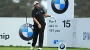 Shane Lowry's wayward drive at 15 cost him a chance to challenge for top honours at Wentworth