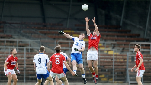 Cork were pushed all the way by Division 4 Waterford