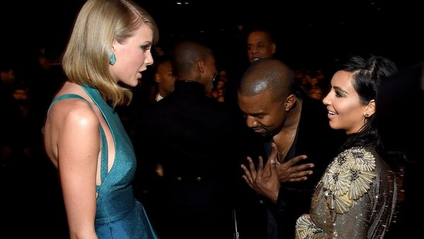 Kim Kardashian hasn't spoken to Taylor Swift since row over husband Kanye's lyrics