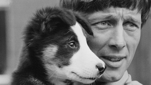 John Noakes and Shep back in the good old days