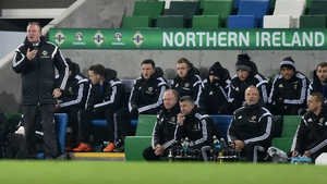 Northern Ireland currently sit second in their qualifying group