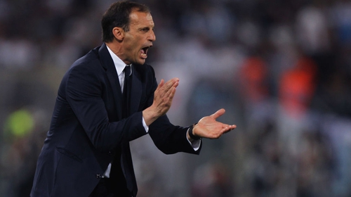 Massimiliano Allegri was one of the manager to meet with UEFA