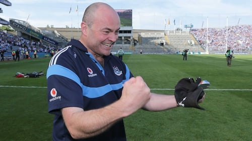 Anthony Daly: 'It will take time with Dublin now. You have to stick with these younger lads now.'