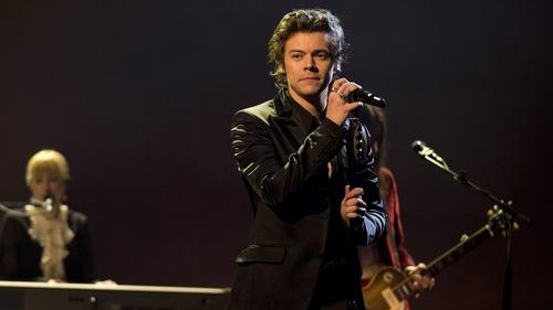Will Harry Styles star opposite Tom Hanks? Photo: Press Association
