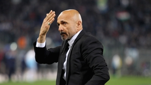 Luciano Spalletti's second spell ar  Roma ends with his departure