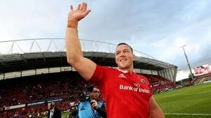 Jean Deysel has joined Ulster after completing a three-month loan spell with Munster