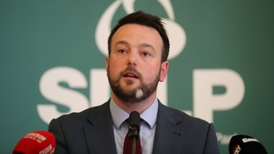 Colum Eastwood has indicated that any conversation will be led by him
