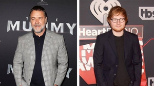 Russell Crowe apologised to Ed Sheeran after wrongly saying he was engaged